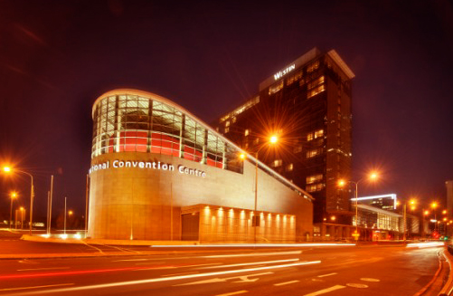 International Convention Centre in Cape Town